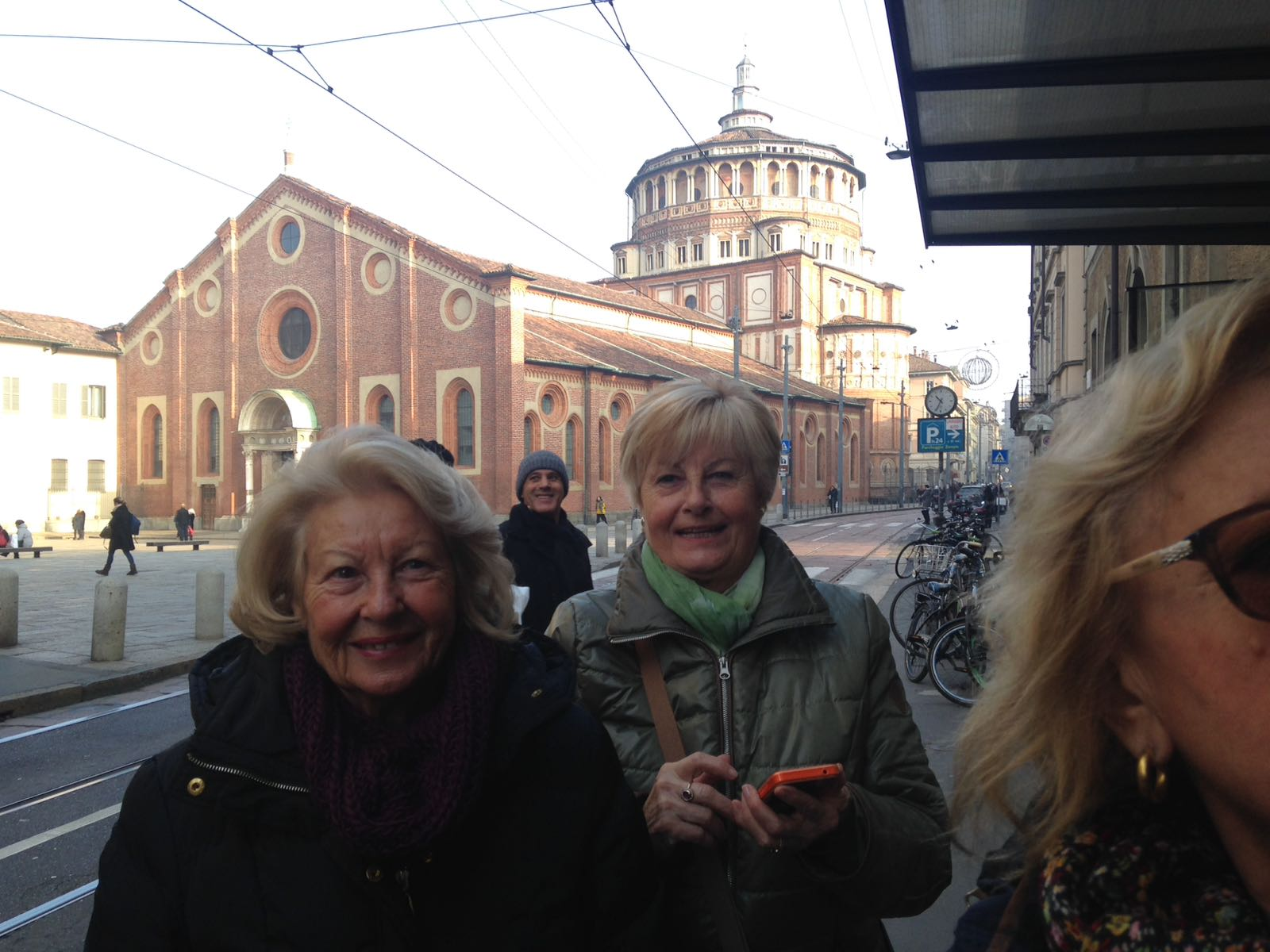 Milano  - Santa Maria delle Grazie, Cenacolo